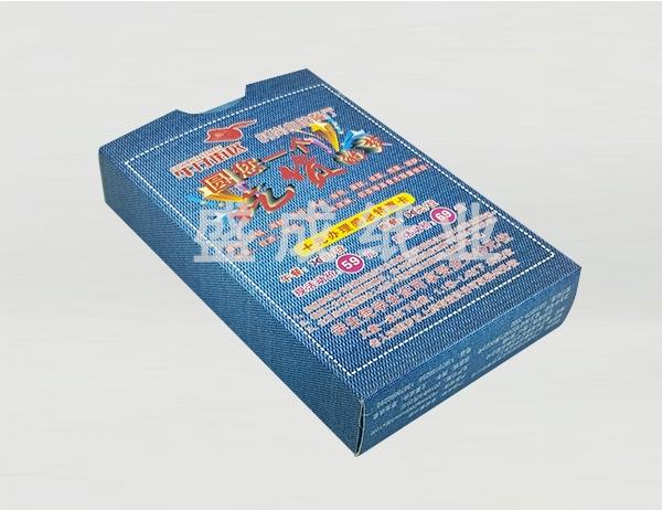 烟盒餐巾纸