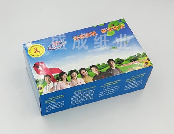 南宁广告盒装抽纸