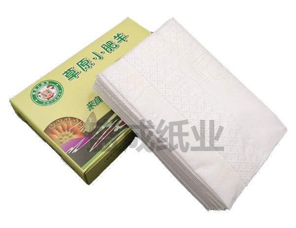 盒装餐巾纸定制