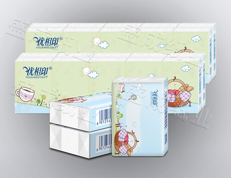 广西手帕纸定制厂家